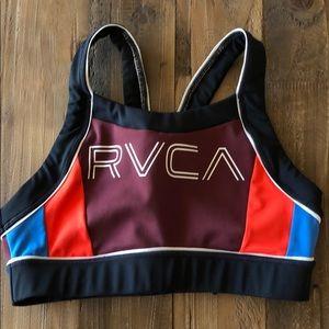 RVCA sports bra